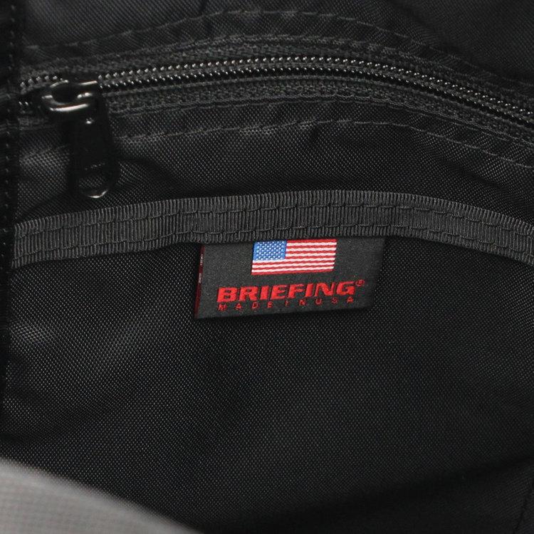 内部には、MADE IN USAのタグを配しました。