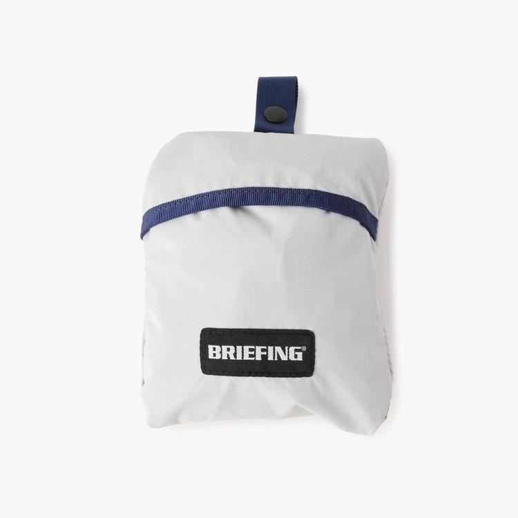 内部のポケットに本体を収納できるパッカブル仕様。使わない時はコンパクトになるので、サブバッグとしても便利。