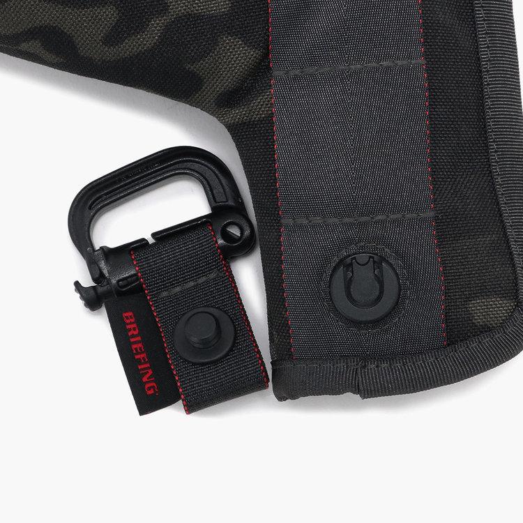 さらにグリムロックと本体の接合部にはマグネット式バックル「FIDLOCK(フィドロック)」を採用し、パターカバーの取り外し・装着を容易に行うことが可能。