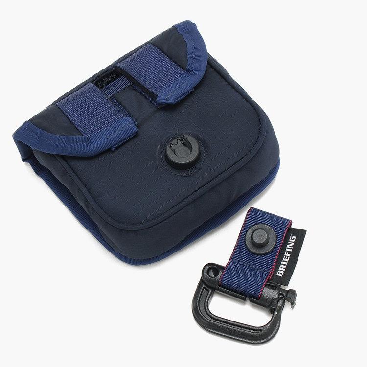 本体とグリムロックの接続部分には、マグネット式バックル「FIDLOCK(フィドロック)」を採用し、パターカバーの取り外し・装着を容易に行うことが可能。