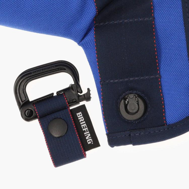グリムロックとパターカバー本体の接続部にマグネット式バックル「FIDLOCK(フィドロック)」を採用。パターカバーの取り外し・装着が容易に。