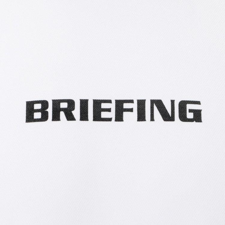 フロントに配したBRIEFINGロゴがさりげないアクセントに。