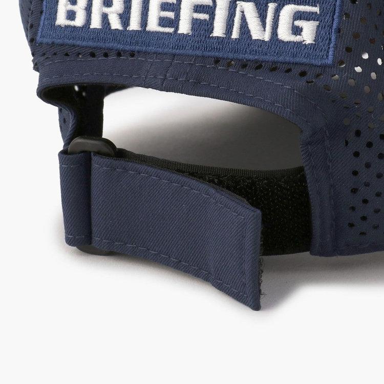 バックに搭載したアジャスターで、サイズの調節が可能。