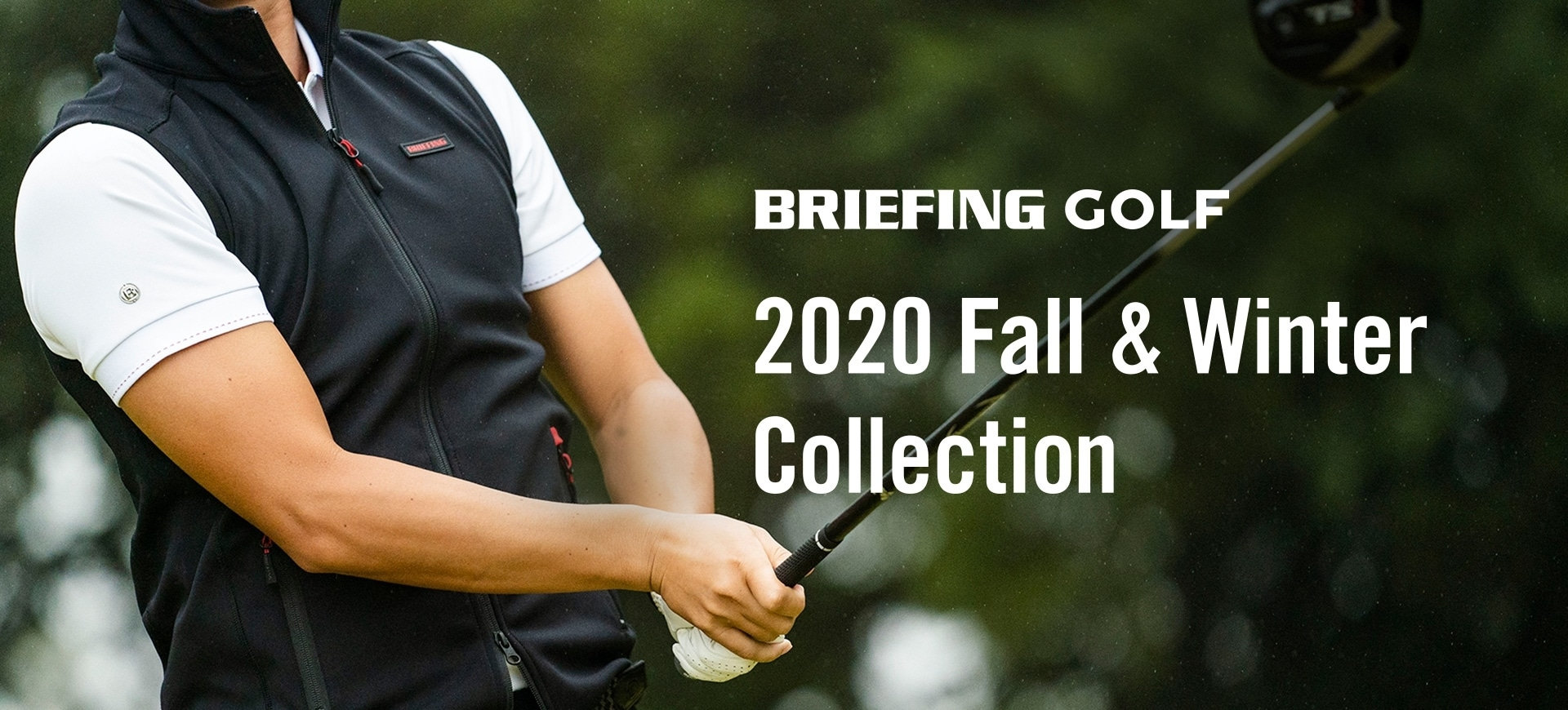 BRIEFING GOLF 2020FW LOOKBOOK