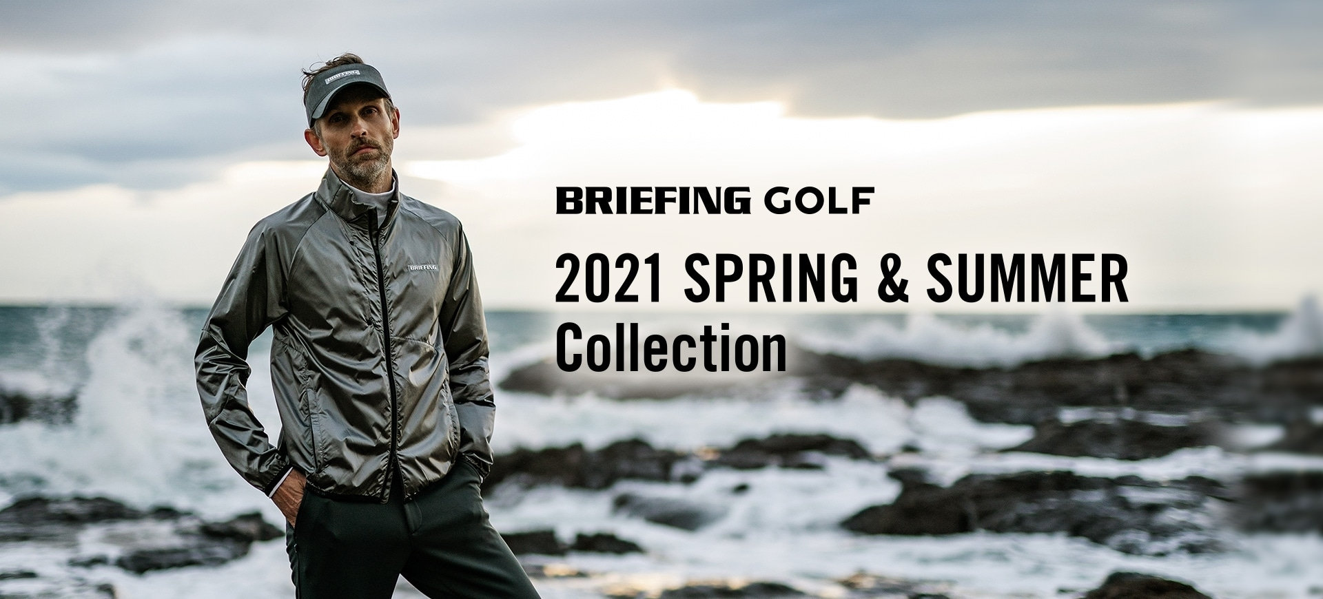 BRIEFING GOLF 2021SS LOOKBOOK
